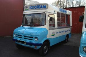 Rare Original Cummins Classic Bedford Cf Ice Cream Van - LEZ Exempt - Full MOT