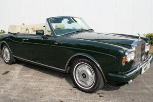1989 Rolls Royce Corniche II  Photo