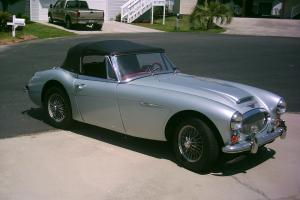 1966 Austin Healey 3000 Mk III BJ8 Photo