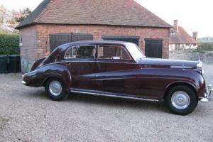 Rolls-Royce Silver Wraith James Young  Photo