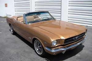 1965 Ford Mustang Convertible Automatic Restored