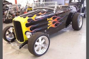 1932 FORD ROADSTER HOT WHEELS EDITION CUSTOM PAINT OVER 100K CAR