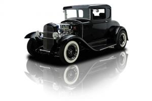 Real Steel Magazine Featured 1930 Coupe 383 V8 TCI 400