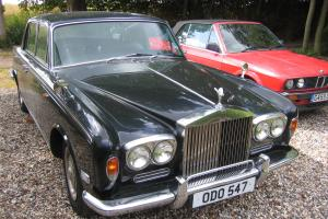 Rolls Royce Shadow one , 1971 only 70200 miles current MOT good mechanicaly