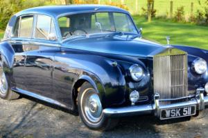 1957 Rolls Royce Silver Cloud 1, Power steering. For Sale