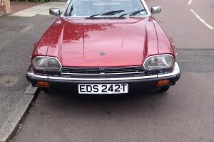 1987 JAGUAR XJ-SC 5.3 V12 AUTO RED  Photo