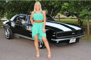 1967 Chevy Camaro RS SS 396 Auto 4WPDB PS Great Driver Must See 68 Console