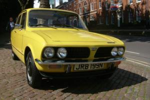 TRIUMPH DOLOMITE 1850 Facelift 1975  Photo