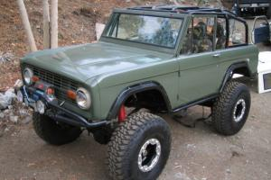 Ford : Bronco 1970 1971 1972 1973 1974 1969 1968 1967