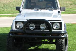 1987 Suzuki Samurai 4x4 reconditioned rust free SUV lifted