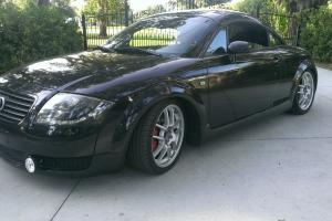 lowered, racing seats, black, new rims tires Photo