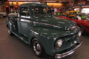 1951 Ford F1 Pick-up, Frame Off Every Nut and Bolt Restoration