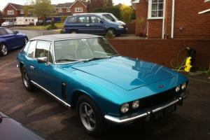 JENSEN INTERCEPTOR AQUARIUS BLUE