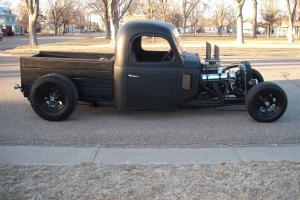 1947 Diamond T Pick-up Rat Rod