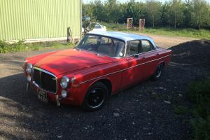 Rover p5 1969 hotrod custom 300bhp Manual,