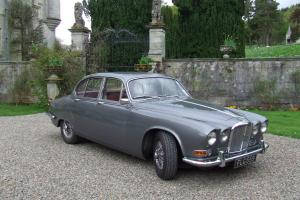 Jaguar 420 1968 FLG 559 Tax Exempt