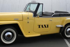 1950 Willys Overland  Jeepster Phaeton Convertible Totally Restored