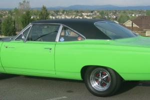 1969 Plymouth Road Runner 440 4 Speed Complete Restoration Needs Nothing