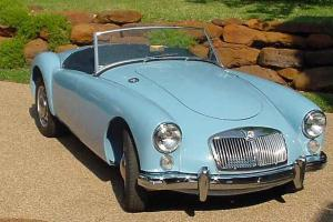 1960 MGA 1600 - Full Body Off Restoration - Excellent!!!