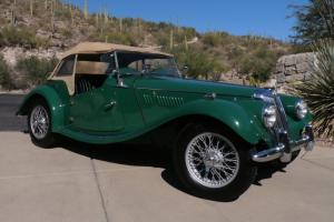 1954 MG TF - Low Reserve Photo