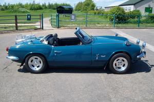 MK3 Triumph Spitfire  Photo