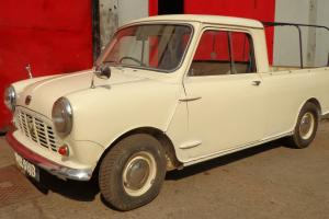 1964 MK1 AUSTIN MINI PICK UP 41,000 MILES 95