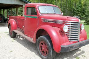 1948 Diamond T 306 Pick Up truck Photo