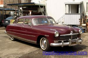 1949 Hudson Commodore Sedan Clean California car