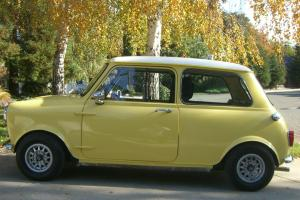 1967 Austin Mini Cooper Mark I - restored, upgraded to Cooper S