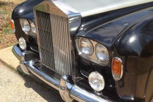 1963 ROLLS ROYCE SILVER CLOUD III MODERN A/C RUNS GREAT SISTER CAR TO BENTLEY S3 Photo