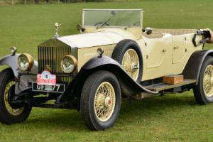 1929 Rolls Royce 20/25 Open Tourer. 3 decades or ownership