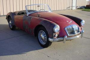 MGA Roadster 1957 LHD  Photo