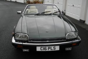 1989 Jaguar XJS V 12 Convertible only 56,000 miles  Photo