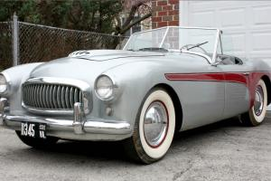 1951 Nash Healey LeMans Roadster