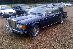 1988 Rolls Royce Spirit  Photo