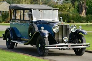 1932 Rolls Royce 20/25 Open tourer. Stunning.  Photo