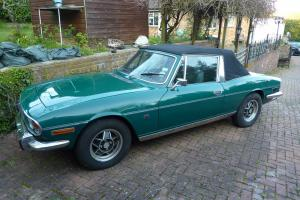 TRIUMPH STAG 1974 AUTO 3.0 LTR V8 ORIGINAL SOLID CAR  Photo