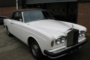 1971 Rolls-Royce Mulliner Park Ward DHC  Photo