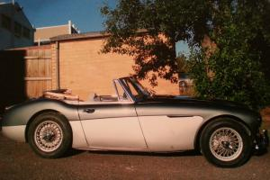 1965 3000 Mark 3 Austin Healey Convertible Rare Classic Collector CAR Project