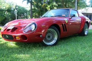 Ferrari Coupe 250 GT KIT CAR