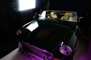 MGB roadster MG B absolutely stunning classic car fast road car  Photo