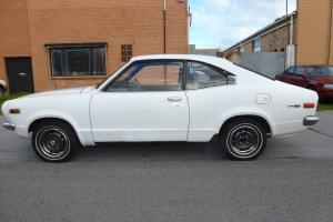 Mazda RX3 10A Coupe Very Original Retrimmed Interior Factory Spec R100 Rotary