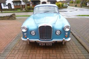 Alvis TD 21 series two coupe 1962