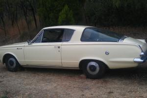 1965 Plymouth Barracuda Fastback CQQL LHD Great FOR Under 21 WHO CAN