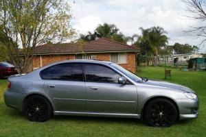 Subaru Liberty 3 0R B 2008 4D Sedan 5 SP Auto Elec Sport 3L Multi Point