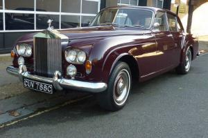 Rolls-Royce Silver Cloud 3 Continental flying spur 1965