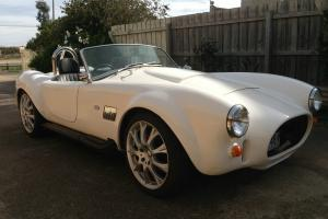 AC Cobra DRB 04 Model REG RWC