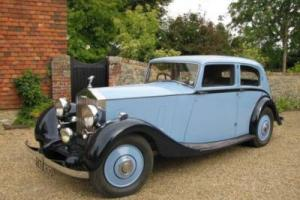 Rolls-Royce 25/30 Limousine  Photo