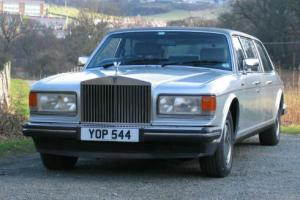 1988 Rolls-Royce Silver Spirit Stretched Limousine  Photo