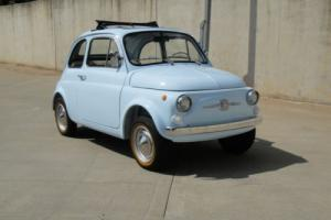 Fiat 500F Fully Restored in mint condition